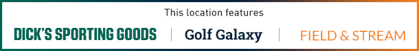 Feature Banner Golf Galaxy and Field and Stream